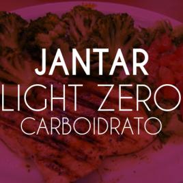 Kit Jantar Zero Carboidrato 7 Refeições 200g