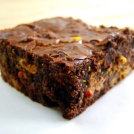 Brownie Fit Com Whey Protein