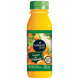 Suco Natural One Laranja Integral-  300ml