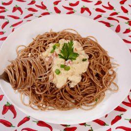 Spaghetti Integral ao Molho Especial