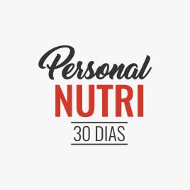 Programa Personal Nutri 30 Dias – Até 180 Refeições