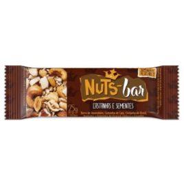 Nuts Bar – Castanhas e Sementes