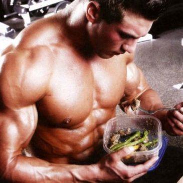 10 Alimentos para queimar gordura e crescer músculos