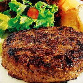 Hambúrguer Artesanal de Carne
