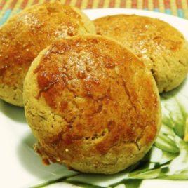 Pão de Batata Integral (Frango com Requeijão Cremoso)