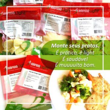 Alimentação saudável e prática para resultados rápidos