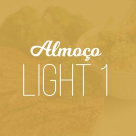 Kit Almoço Light 5 Refeições 300g