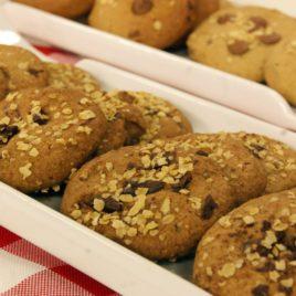 Cookies de Chocolate com Banana – 2 unid.