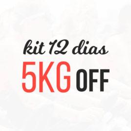 5KG OFF – Emagrecimento em 03 Semanas c/ 60 refeições