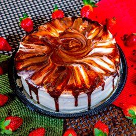 Torta Fit 20 cm – Zero Açucar