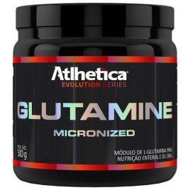 Glutamina micronized -Athetica