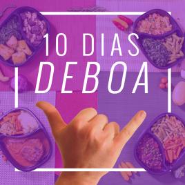 KIT 10 DIAS DE BOA