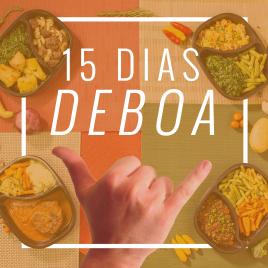 KIT 15 DIAS DE BOA