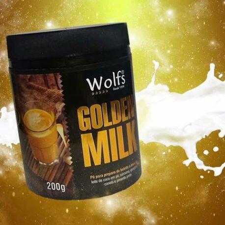 Wolfs golden Milk