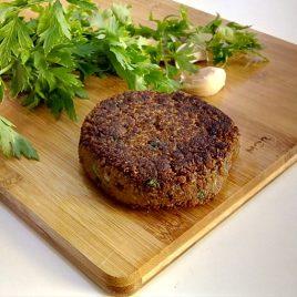Hambúrguer Especial de Soja