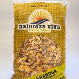 GRANOLA TRADICIONAL – NATUREZA VIVA 450g