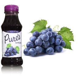Suco de Uva Integral – Pures