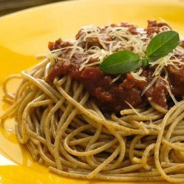 Spaghetti Integral a Bolonhesa